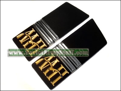 Russian Marine Shoulder Boards