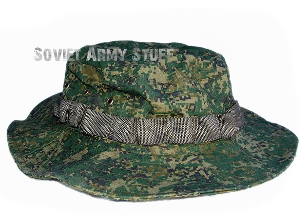 23e1967e5bef6 Russian Army Uniform Boonie Hat Panama DIGITAL FLORA CAMO Pattern