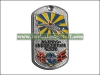 Russian Army VVS BBC AIR FORCE Airborne Pilot Name Tag