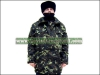 Russian Army Camo Uniform Winter Coat Jacket