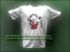 Hyena Embroidered T-Shirt