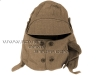 Russian Army Afghanistan Uniform Cap Hat with COLLAR