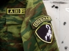 Russian Army Spetsnaz Camo Uniform Suit FLORA with Patches SCORPION