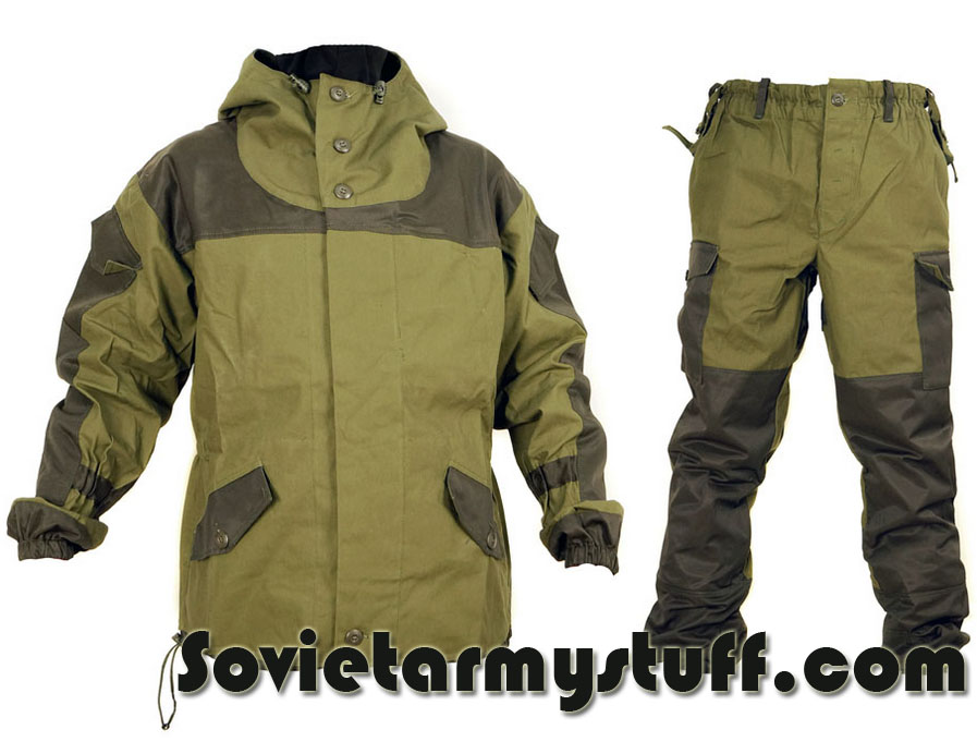 BARS GORKA-3 Russian Military Spetsnaz Mountain BDU Suit