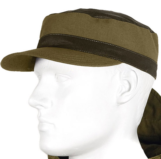 Gorka-3 Cap Olive - Brown